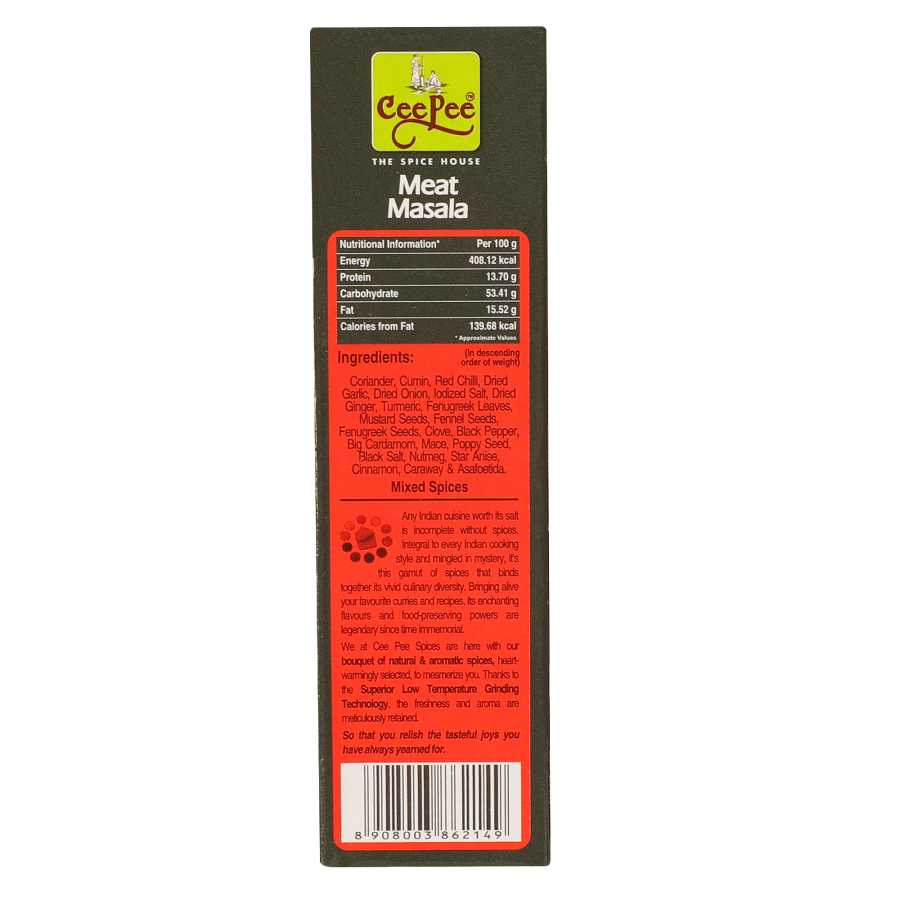 CEEPEE- Meat Masala (Pack of 8)