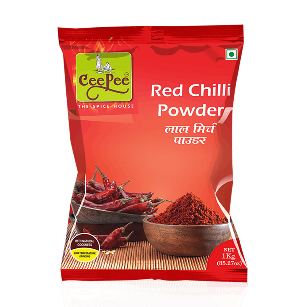 CEEPEE- Red Chilli Powder (Pack of 4)