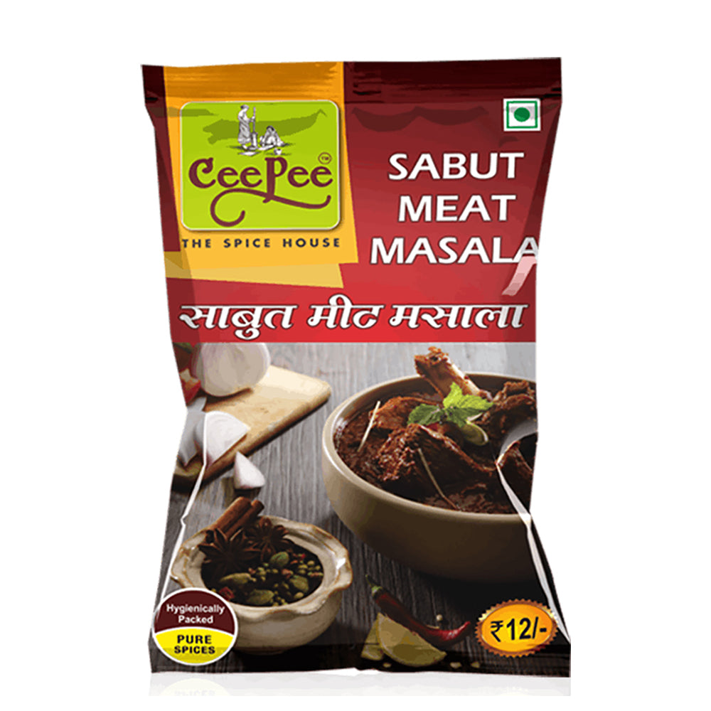 CEEPEE- Sabut Meat Masala (Pack of 4)