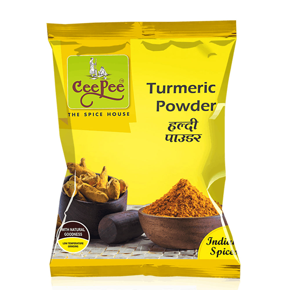 CEEPEE- Turmeric Powder (Pack of 12)