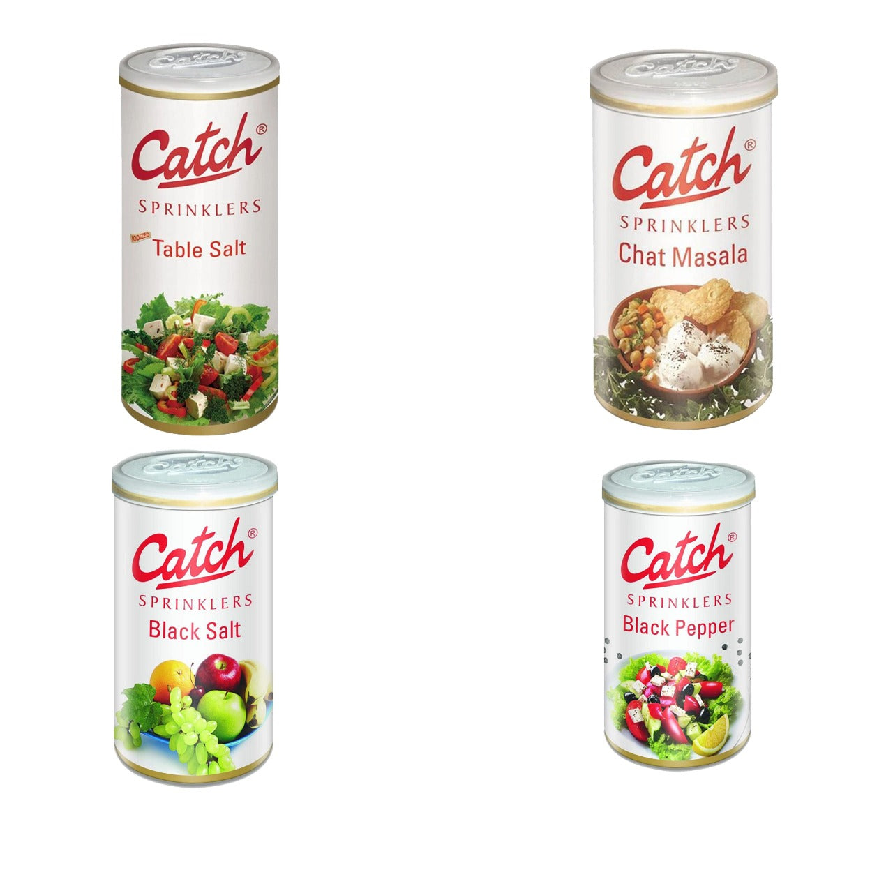 CATCH- Spices Gift Pack 4 in 1 (Sprinkler)