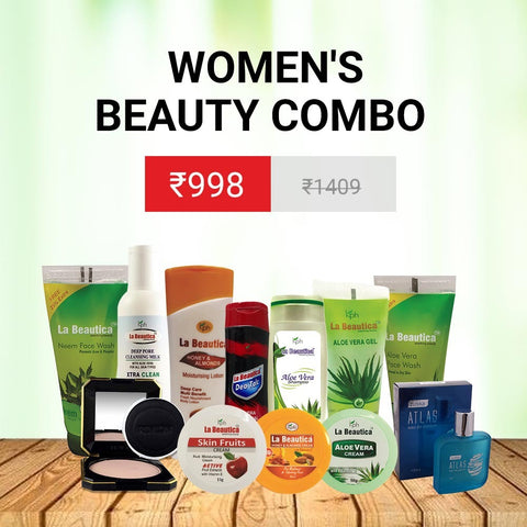 Women's Beauty Combo