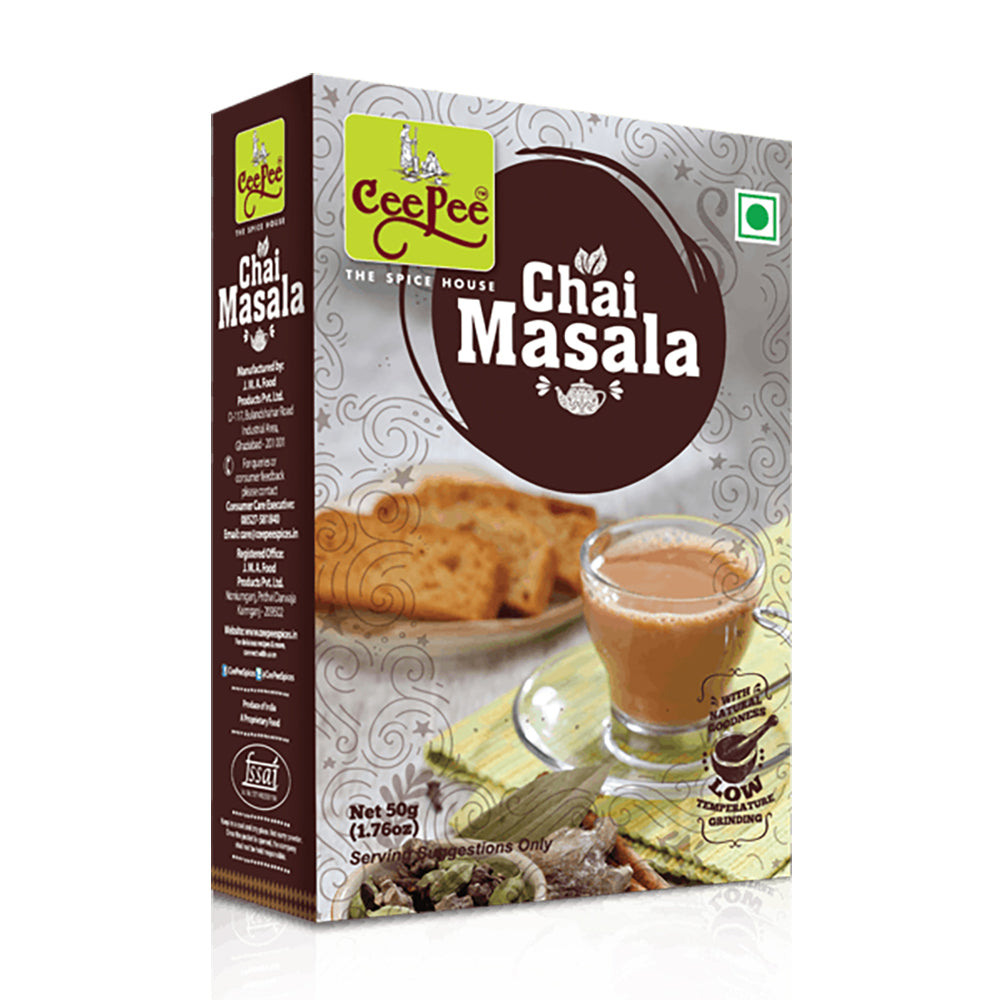 CEEPEE- Chai Masala (Pack of 12)