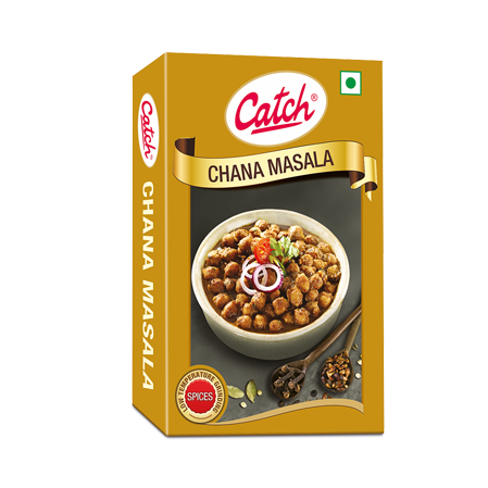 CATCH- Chana Masala (Pack of 4)
