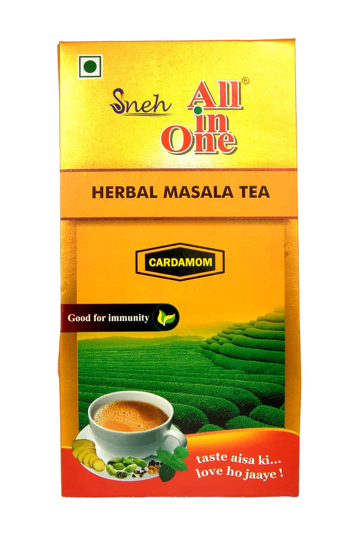 SNEH- Herbal Masala Tea (Pack of 8)