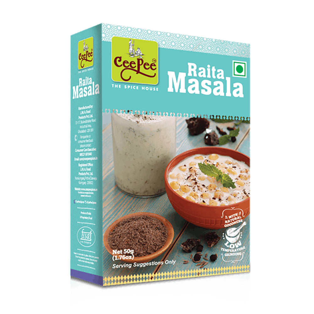 CEEPEE- Raita Masala (Pack of 12)