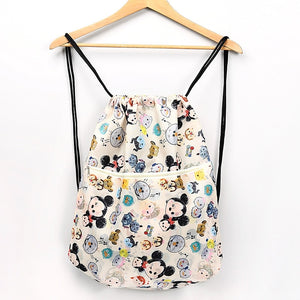 Cutie Theme Drawstring Bag