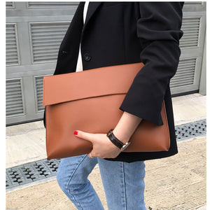 Briefcase Envelope Evening Clutch