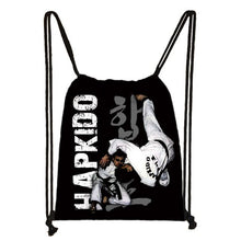 Load image into Gallery viewer, Cool Martial Art Drawstring Bag