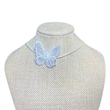 Load image into Gallery viewer, Lacey Butterfly Collar Necklace