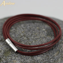 Load image into Gallery viewer, Unisex Leather Bracelet