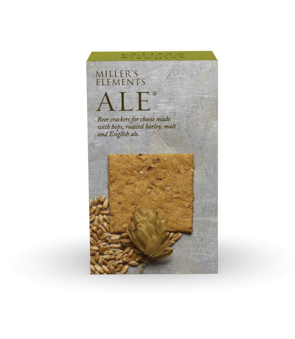 Miller's ale crackers (100g)