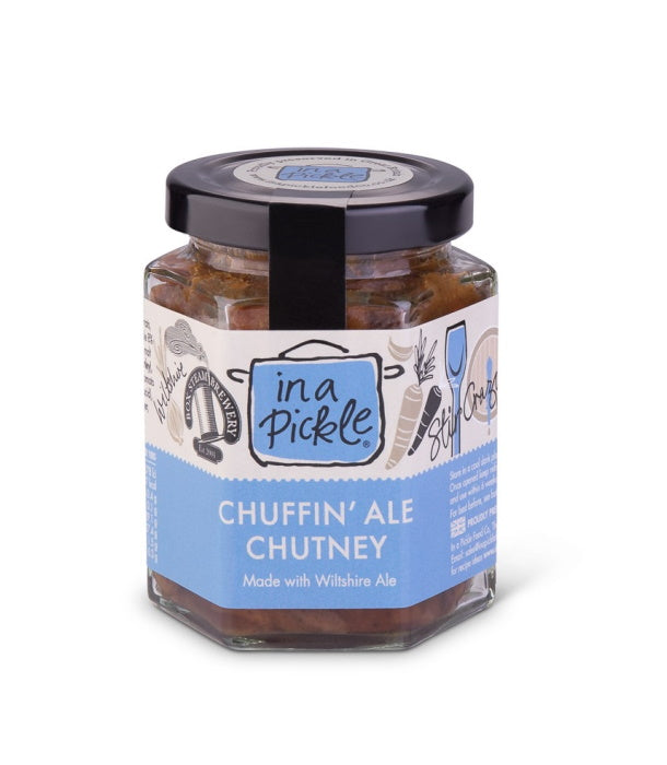 In a Pickle Chuffin' Ale Chutney (200g)