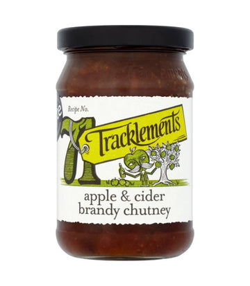 Tracklement's Apple and Cider Brandy Chutney (320g)