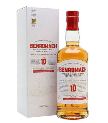 Benromach 10 Year Old Single Malt (43%)