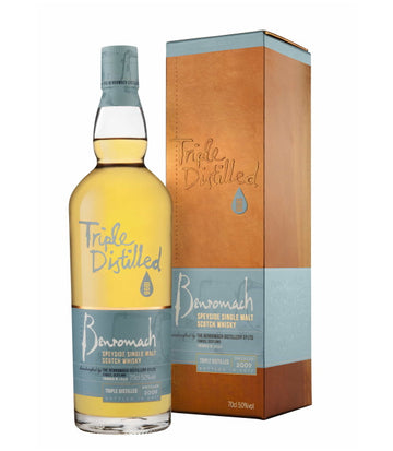 Benromach Triple Distilled Single Malt (50%)