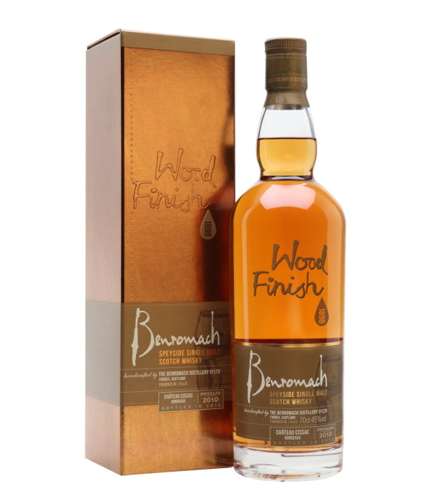 Benromach Wood Finish Single Malt (45%)
