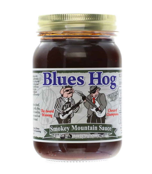 Blues Hog Smokey Mountain BBQ Sauce (570g)