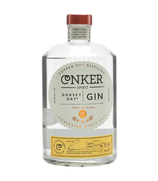 Conker Dry Gin (40%)