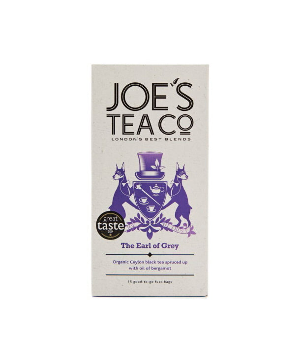 Joe's Tea Co. The Earl of Grey Tea (37.5g)