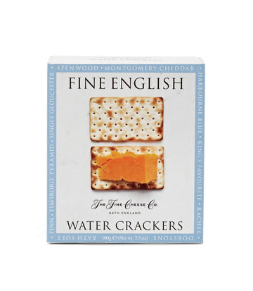 Fine English Water Crackers (100g)