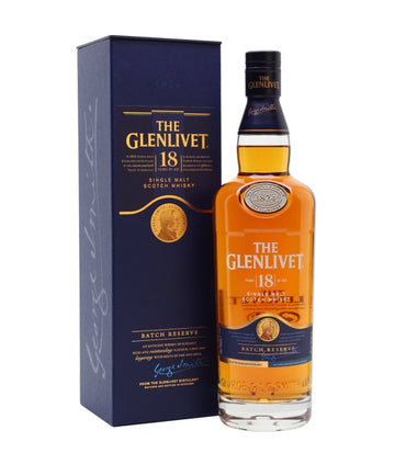 Glenlivet 18 Year Old Single Malt (40.0%)