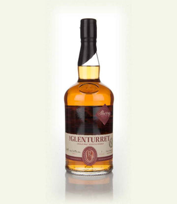 Glenturret Single Malt Sherry Edition (43%)