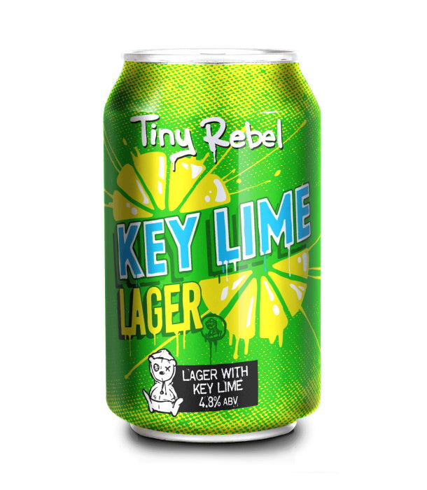 Tiny Rebel Key Lime Lager