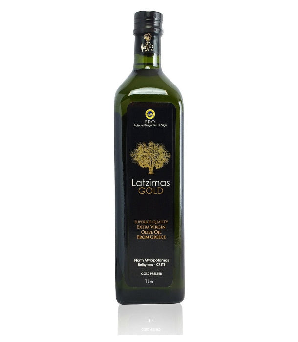 Latzimas Gold Extra Virgin Olive Oil (500ml)