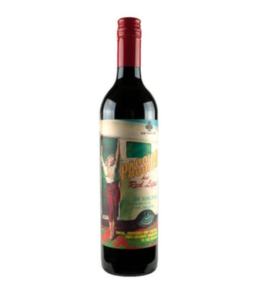 Some Young Punks 'Passion Has Red Lips' Shiraz Cabernet Sauvignon