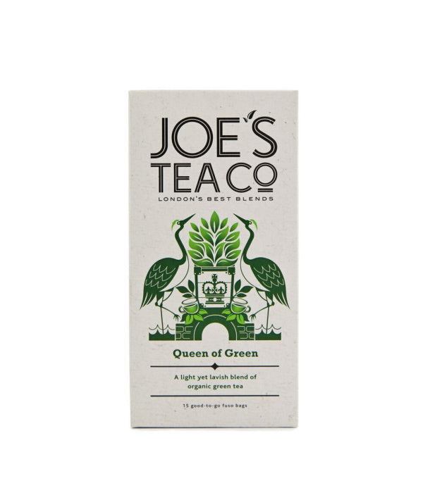 Joe's Tea Co. Queen of Green Tea (30g)