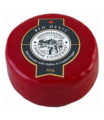 Snowdonia 'Red Devil' Cheddar