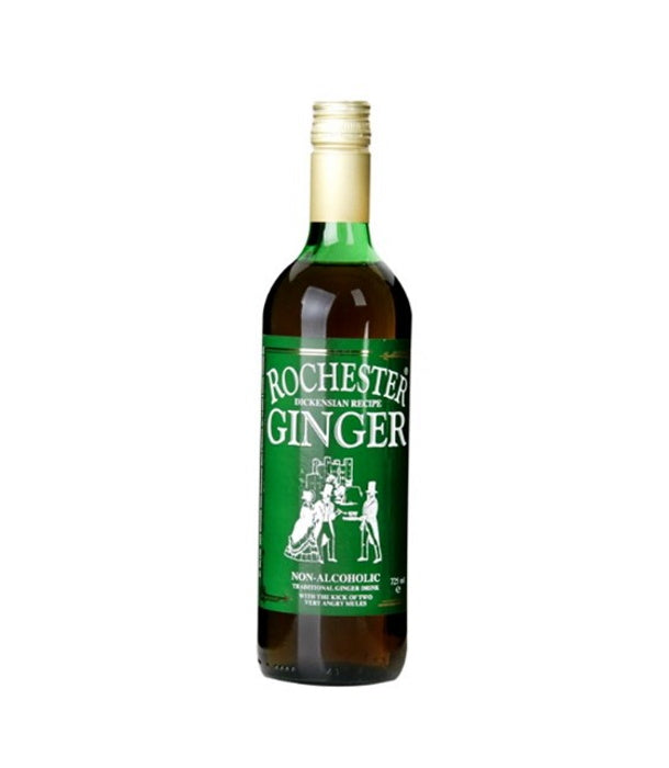 Rochester Non-Alcoholic Ginger Ale (75cl)