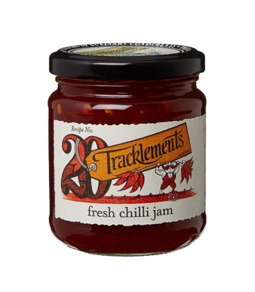 Tracklement's Fresh Chilli Jam (250g)