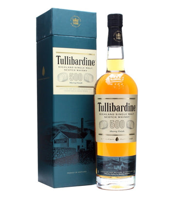 Tullibardine 500 Sherry Finish Single Malt (43%)