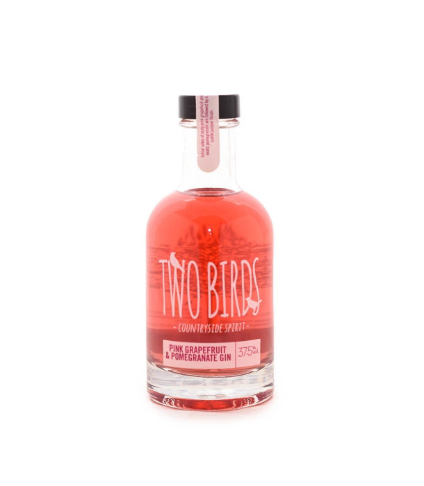 Two Birds Pink Grapefruit and Pomegranate Gin (20cl)