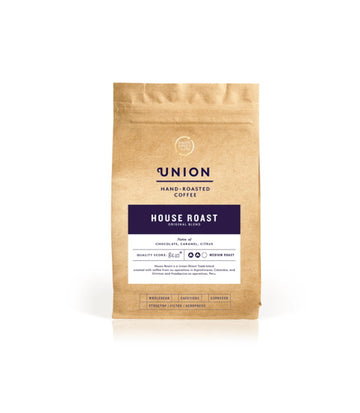 Union House Roast Cafetiere (200g)