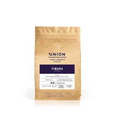 Union Colombian Timana Ground Coffee (200g)