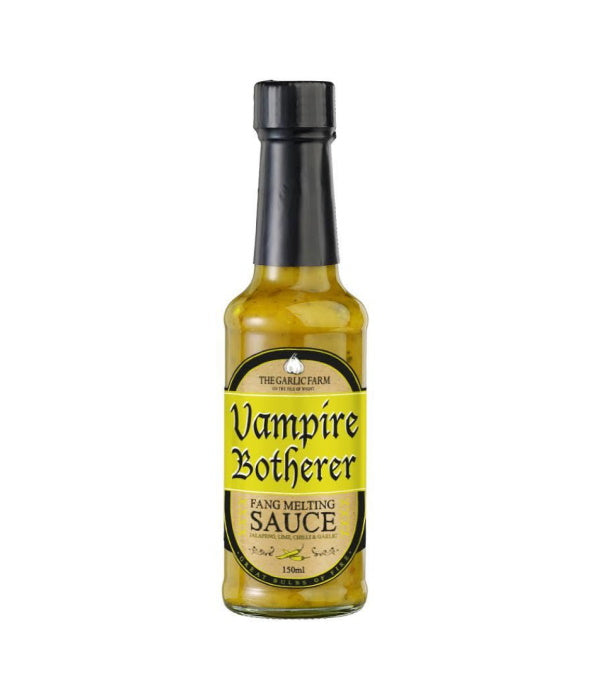 Vampire Botherer Hot Sauce (150ml)