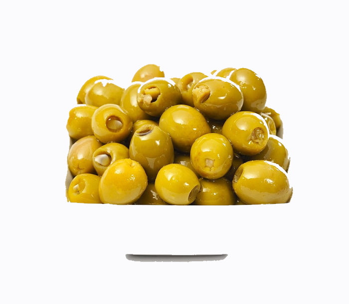 Anchovy-stuffed Olives