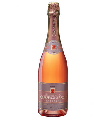 Chassenay Champagne Cuvée Rosé