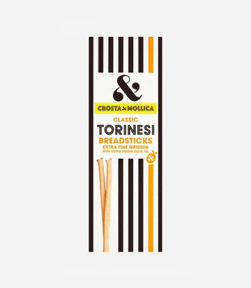 Grissini Extra Thin Breadsticks with Olive Oil (120g)