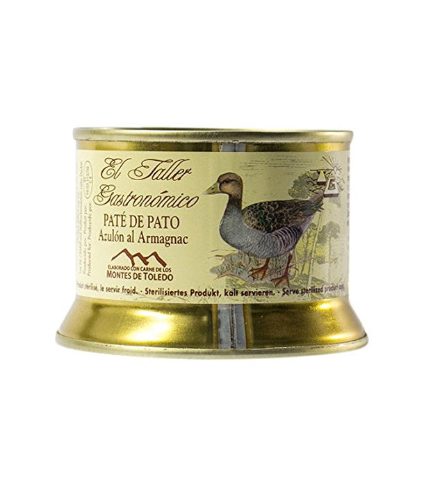 Duck and Armagnac Pâté (125g)