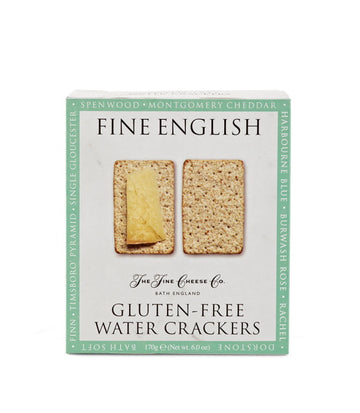 Fine English Gluten-Free Water Crackers (100g)