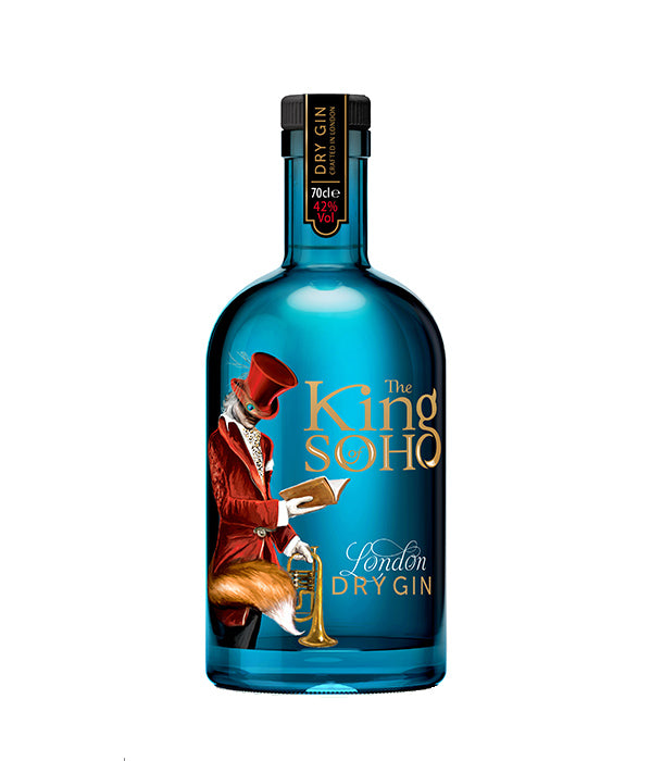 The King of Soho London Dry Gin (42%)
