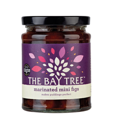 The Bay Tree Marinated Mini Figs (330g)