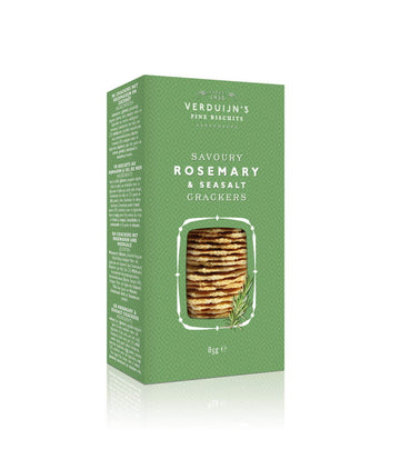 Rosemary and Seasalt crackers (75g)