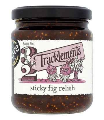 Tracklement's Sticky Fig Relish (250g)