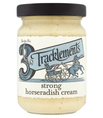 Tracklement's Strong Horseradish Cream (140g)