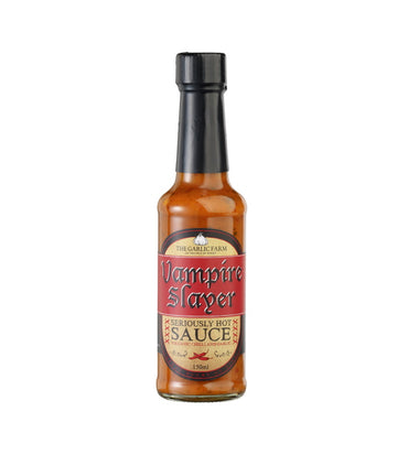 Vampire Slayer Seriously Hot Sauce (150ml)